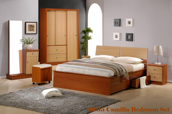 Camilla Bedroom Set